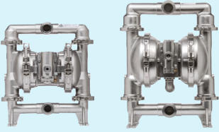 Aro diaphragm pumps aro diaphragm pumps sealless design explosion proof low material shear ease of maintenance can run dry without damage portable self priming easy to install ccuart Image collections
